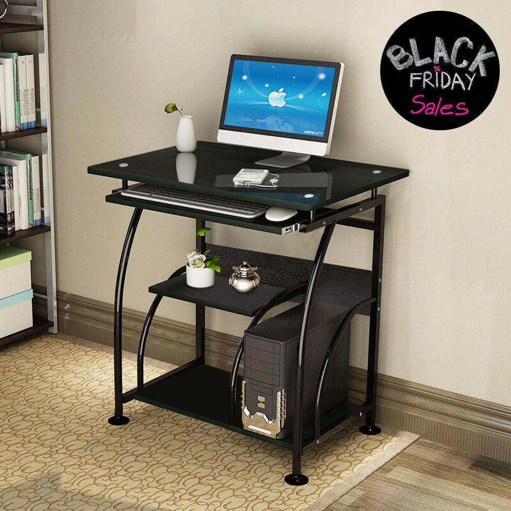 Remarkable Home Office Computer Desk Pc Corner Laptop Table Workstation Home Interior And Landscaping Ologienasavecom