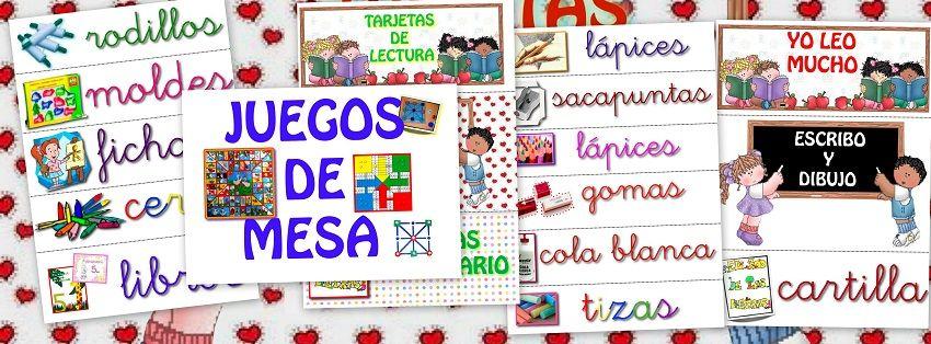 Recursos para el aula carteles y letreros para decorar for 10 reglas del salon de clases en ingles
