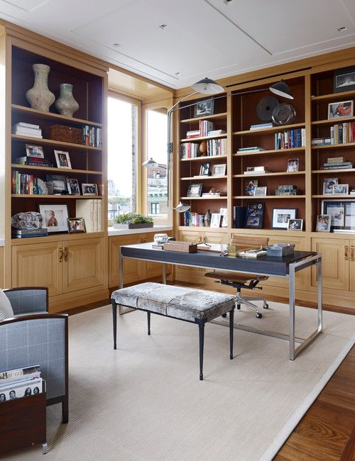 Park Ave Home Office