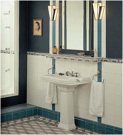 awesome beautiful art deco bathroom tiles uk - Art Deco Bathroom Tiles Uk