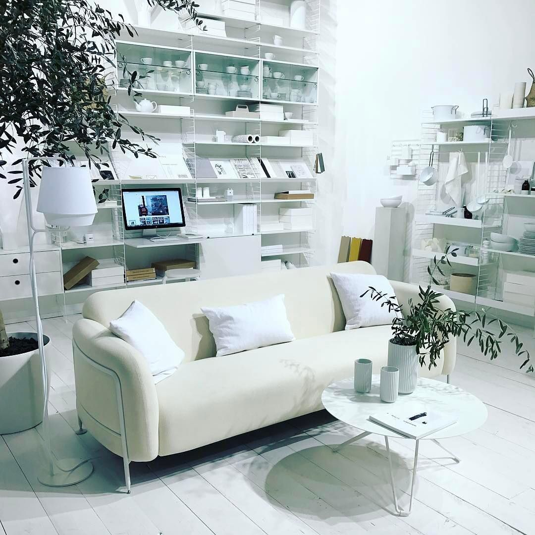 Massproductions Mega Sofa And Tio Table Home Decor Furniture Swedish Design