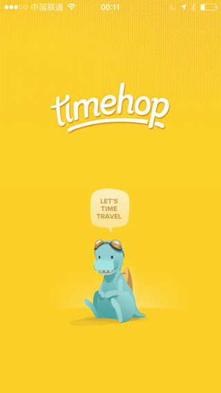 Timehop - Reeoo iPhone Patterns
