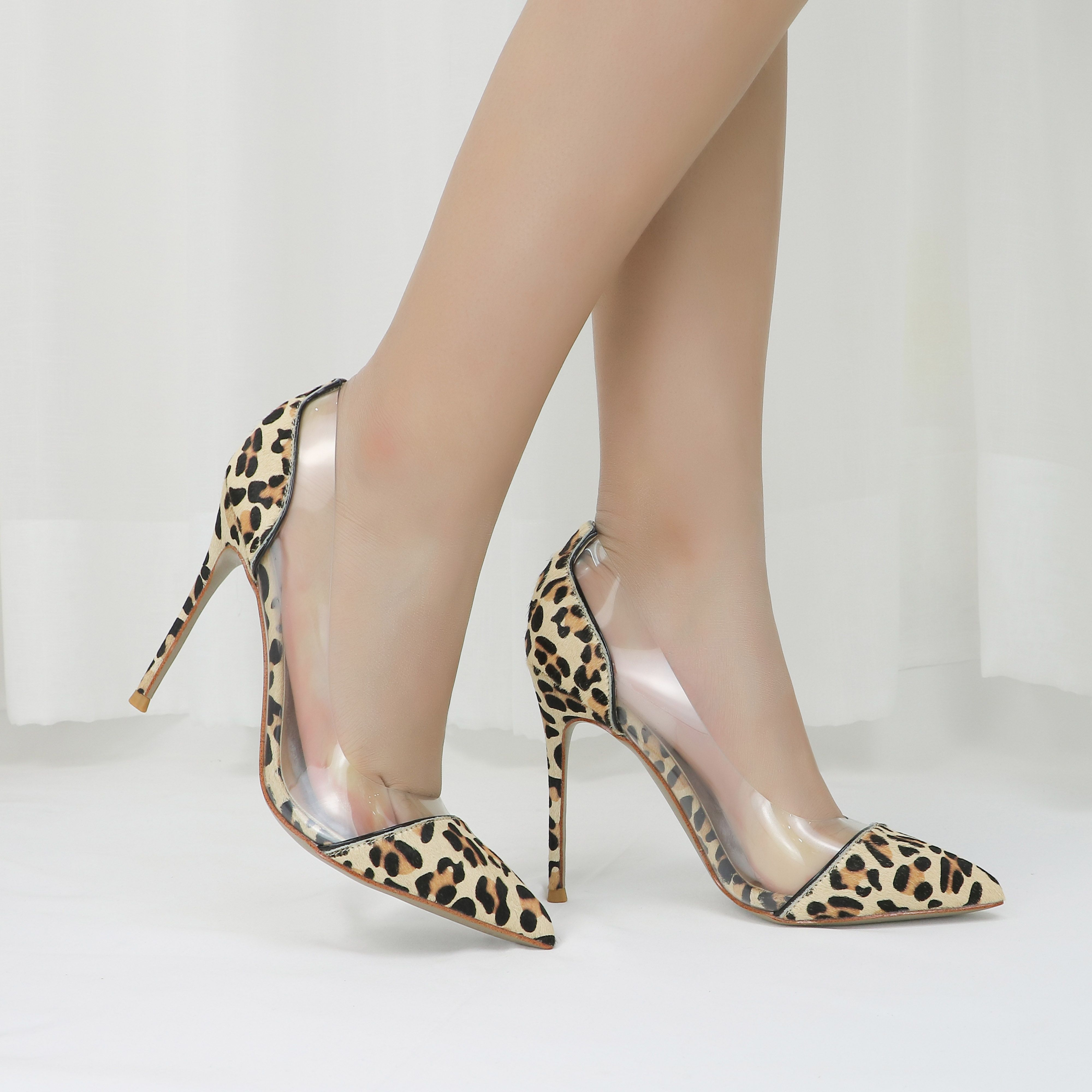 gran descuento 4eacf 54ae5 2018 leopard trend fashion high heels for woman | fashion in ...