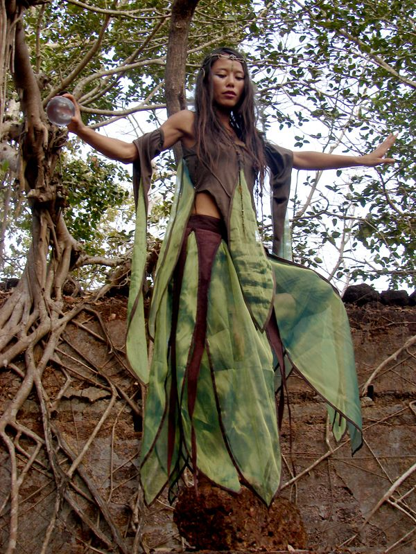 faerie clothing from another realm enchanted felting