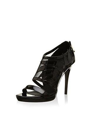 Versace Jeans Zapatos abotinados (Negro)