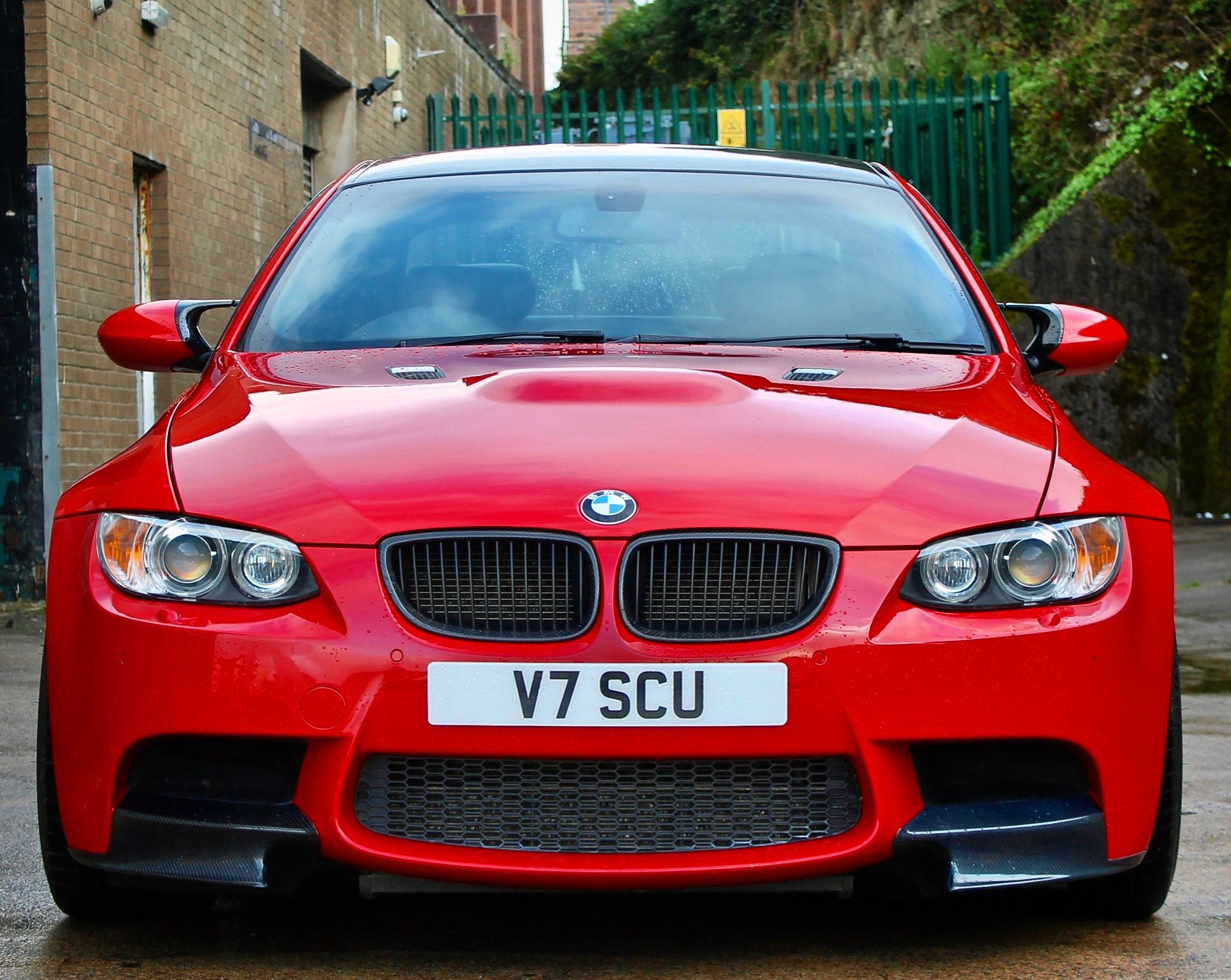 2012 bmw e92 m3 individual japan red 1 of 37 competition pack edc [ 1939 x 1543 Pixel ]