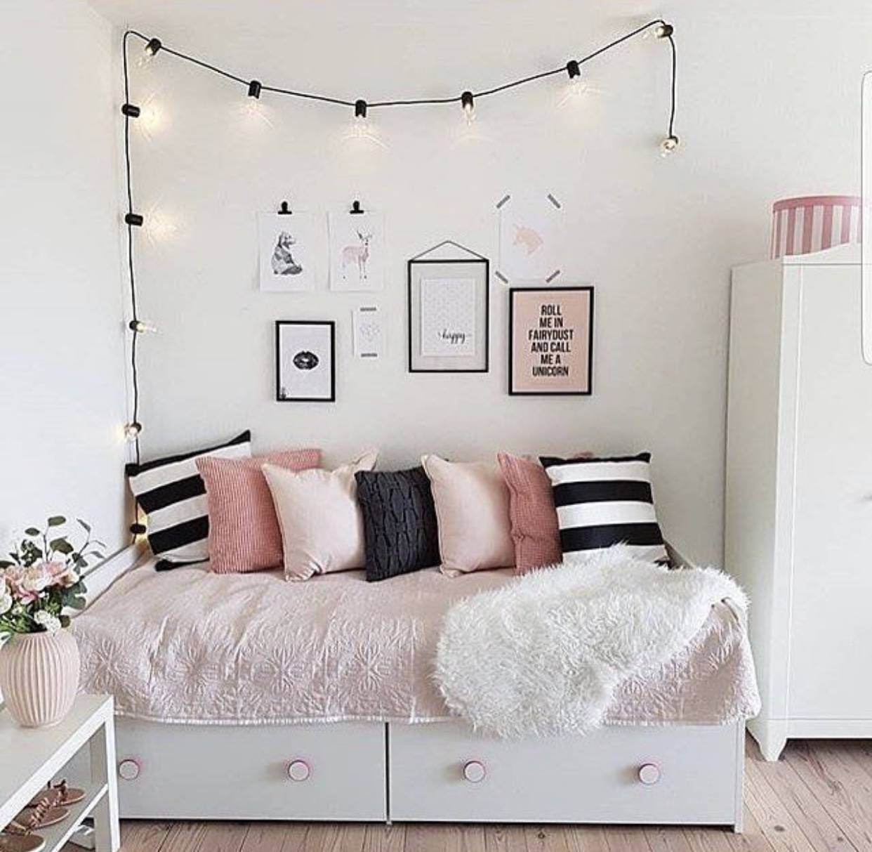 VSCO Room Ideas: How to Create a Cute Vsco Room #cutedormrooms
