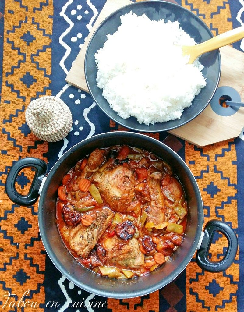 Poulet Dg Cameroun Recettes De Cuisine Africaine Cuisine Africaine Poulet Dg
