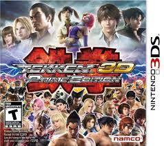 Nintendo 3ds Tekken 3d Prime Edition Lodz 4785866712 Oficjalne Archiwum Allegro Nintendo 3ds Nintendo 3ds Games Bandai Namco Entertainment