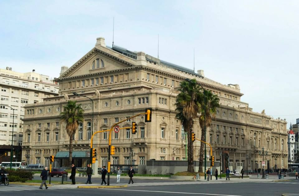 Pin En Buenos Aires Capital De La Republica Argentina