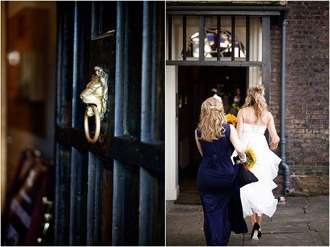 love shoot #66: informal london wedding {joanna & duncan}