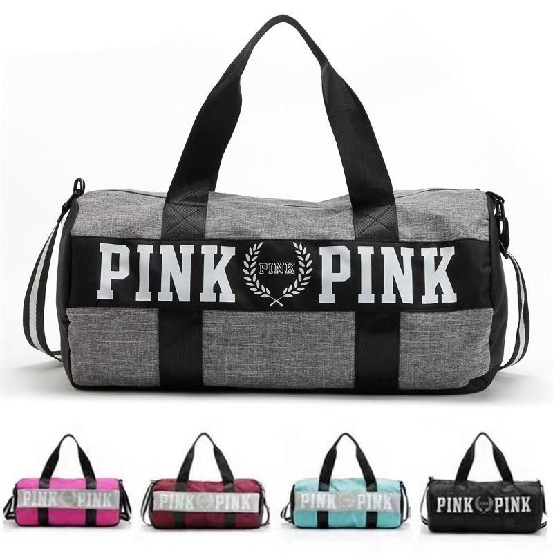 Barrel Travel Sports Fitness Bag For Women Men Gym Bag Hot Training Female  Yoga Duffel Bag Male Large Sport Bag Sac De Sport 6a1cef4a1e