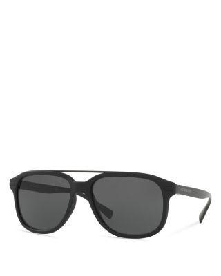 BURBERRY Top Bar Square Sunglasses, 57mm. #burberry #57mm