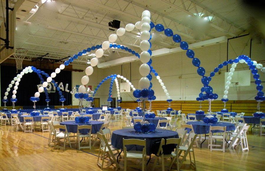 Decorating A Gymnasium Ceiling Transform A Plain Gym Into An