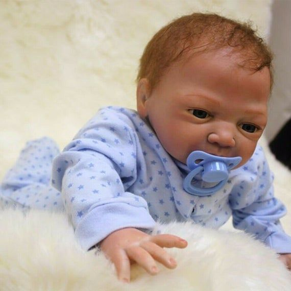 """For 22/"""" Reborn Doll Dress Clothes Newborn Baby Girl Clothes Size 0-3 Months GIFT"""