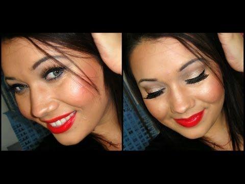 Stardoll tips style and all! : christina aguilera makeup tutorial!