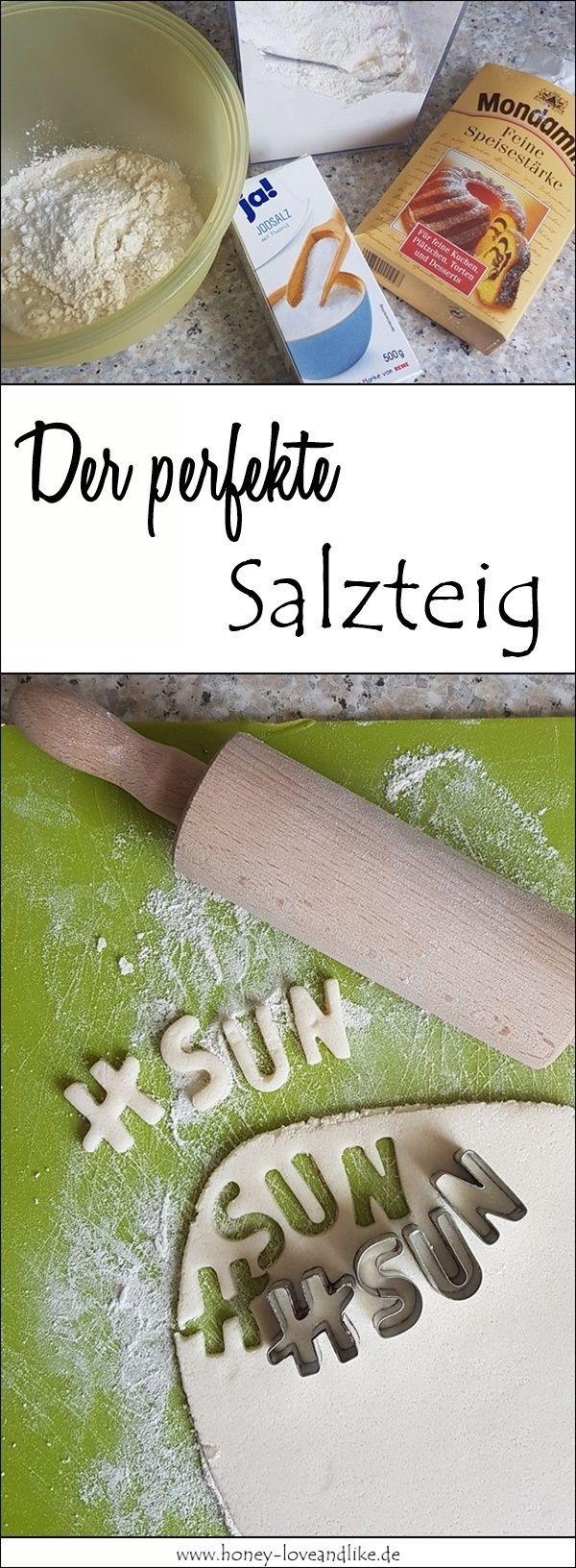 Der perfekte Salzteig Aufsteller als Schriftzug! Oder lieber ein Einhorn oder Flamingo? #unicorncrafts
