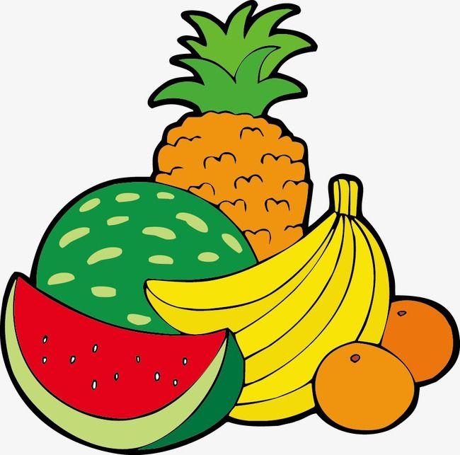 фрукты мульт картинки его произрастания
