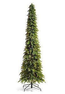 Artificial Christmas Trees - Pre Lit Christmas Trees - Grandin Road