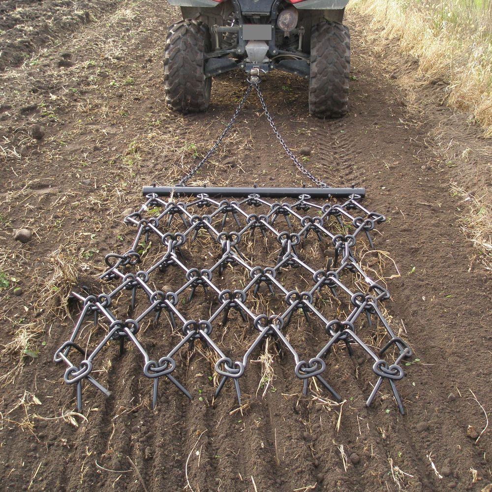 Dr Drag Harrow Tractors Atv Attachments Food Plot