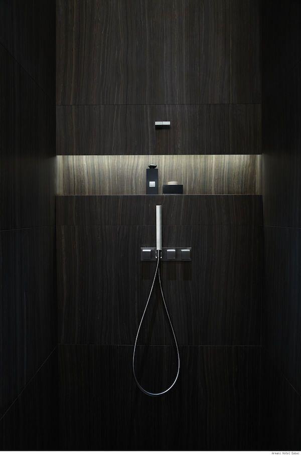 Bathroom Lights Dubai 25 beautiful shower niches for your beautiful bath products