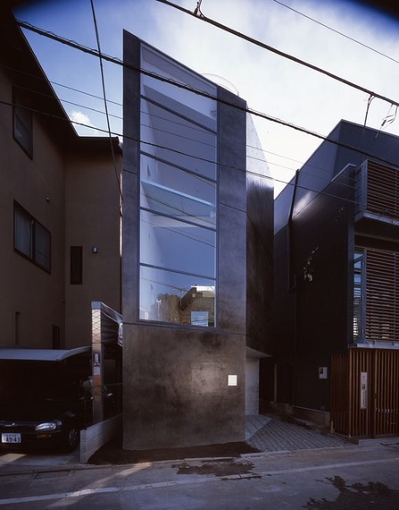 建築家 宮原輝夫 House_Uc http://www.kenchikukenken.co.jp/works ...