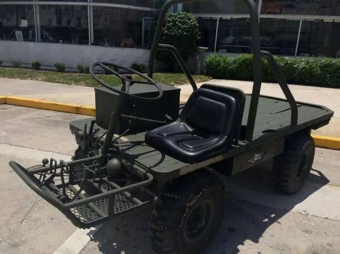1966 Willys M274 Mule Willys Willys Mb Jeep