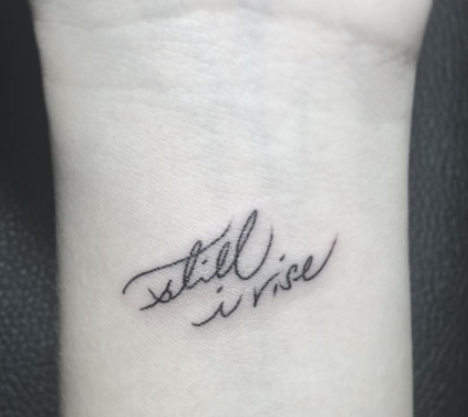 50 Gorgeous Small Wrist Tattoos To Always Flaunt