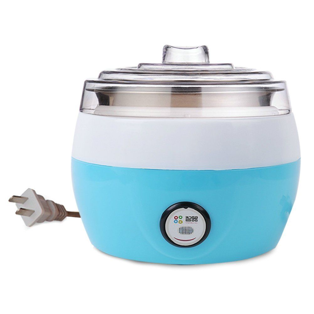 Holidayli Mini Household Yogurt Maker Machine, Essential Kitchen ...