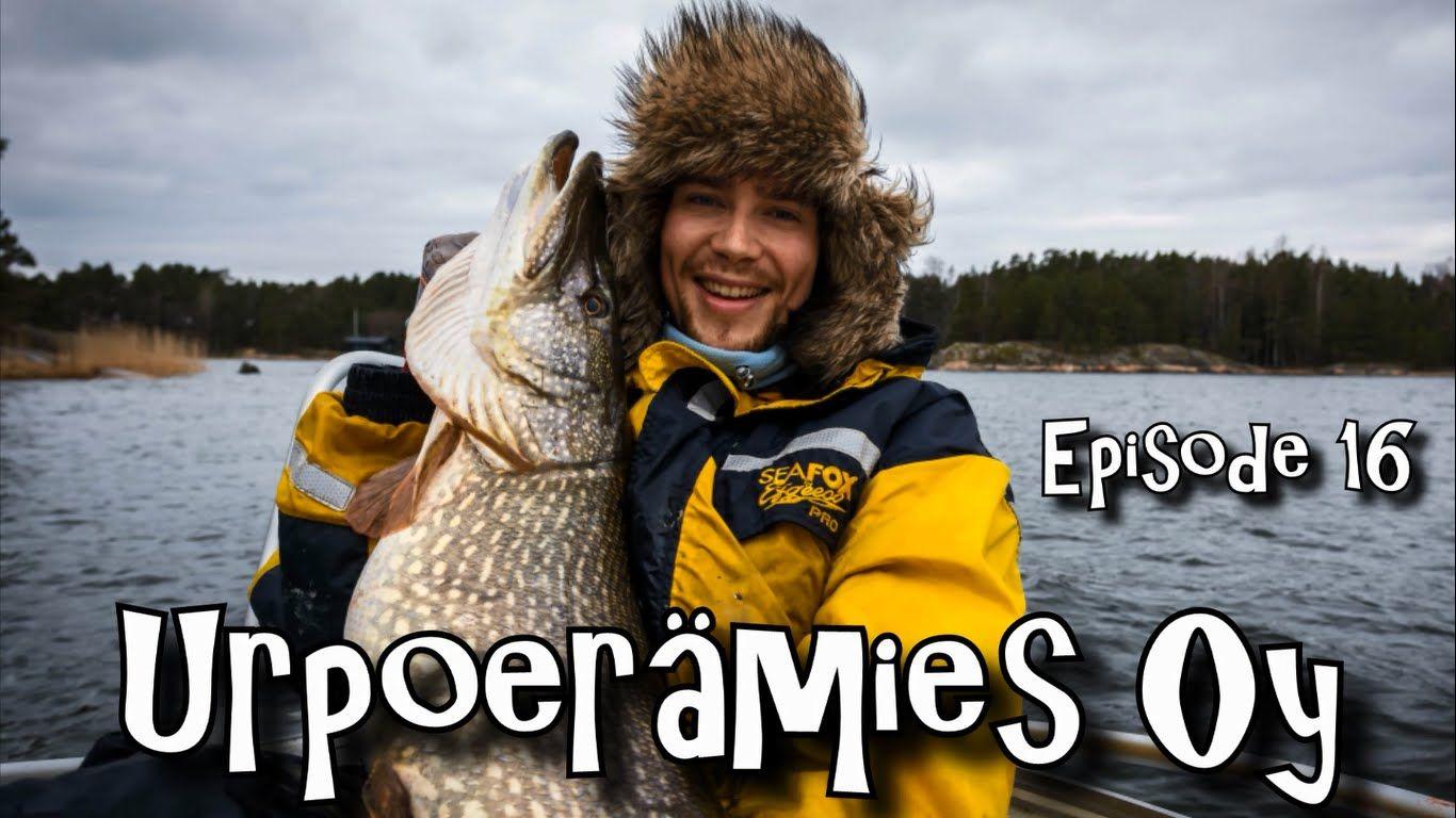 Urpoerämies - Episode 16 - Suurhauki // Monster Pike // 14kg Hauki // EN...