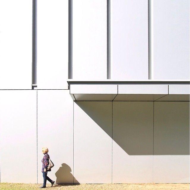 L\'architettura è fatta di forme, luci e ombre | Architettura | Pinterest