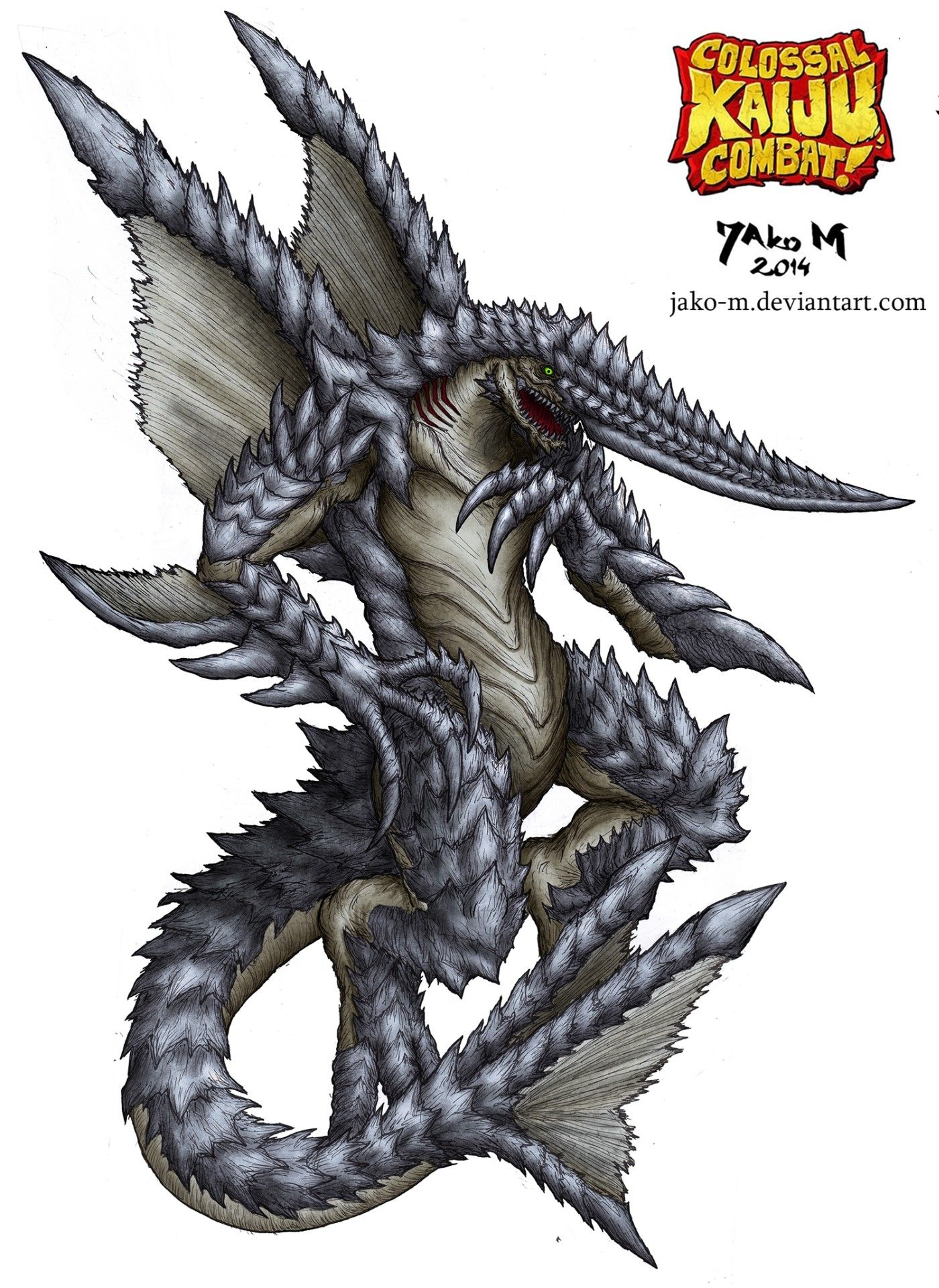 Pin by Brian Benoit on DnD in 2019 All godzilla monsters