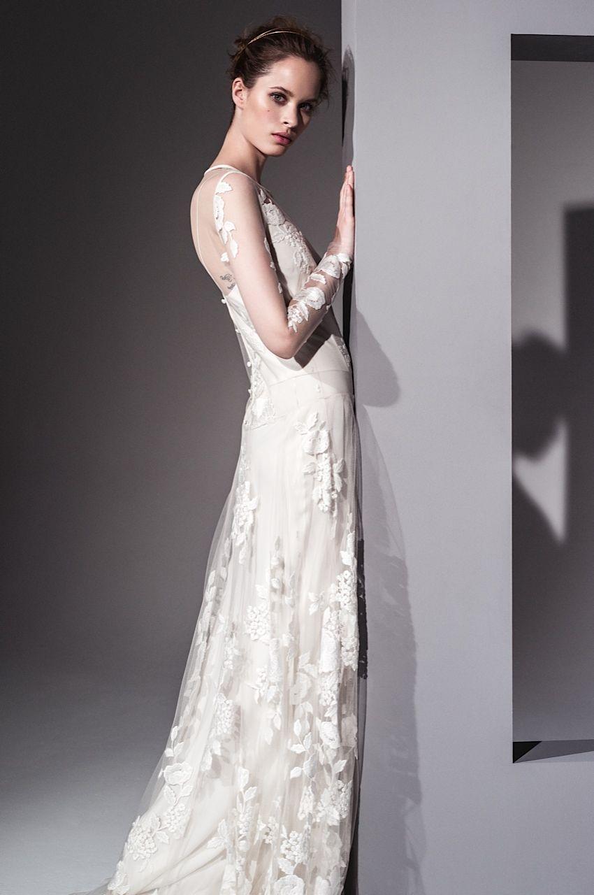 Vestidos de novia de teresa helbig precios