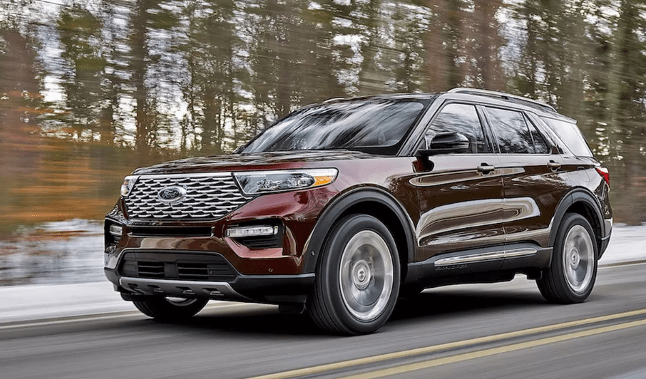 2021 Ford Explorer Concept Redesign Colors Price Release Date Ford Auto Us News 2020 Ford Explorer Ford Explorer New Ford Explorer