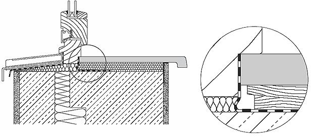 fensterbank aus holz innen einbauen. Black Bedroom Furniture Sets. Home Design Ideas
