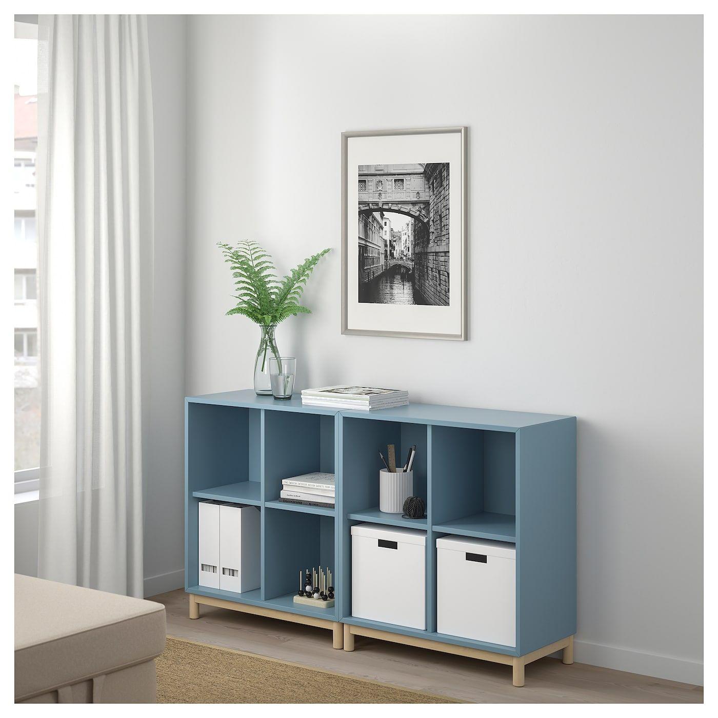 Ikea Us Furniture And Home Furnishings Storage Boxes With Lids Eket Ikea