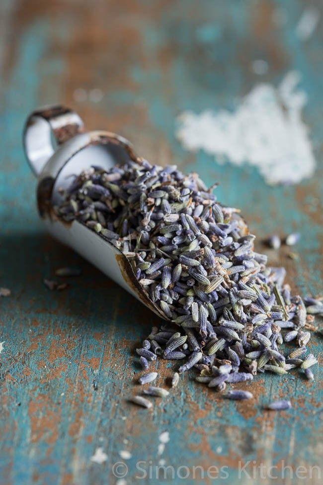 Lavendel & lavendelsuiker