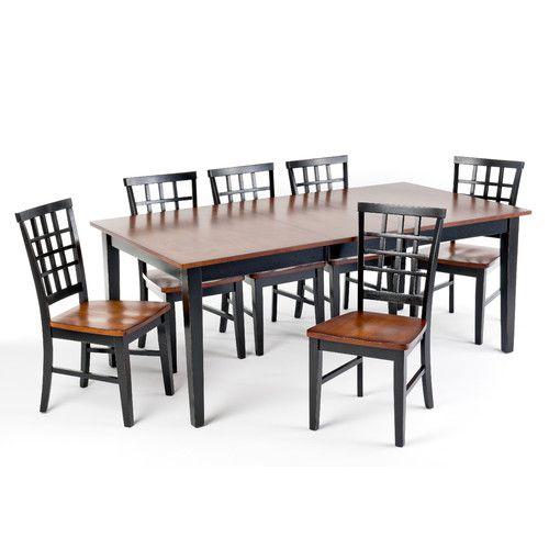 Found it at Wayfair - Arlington 7 Piece Dining Set