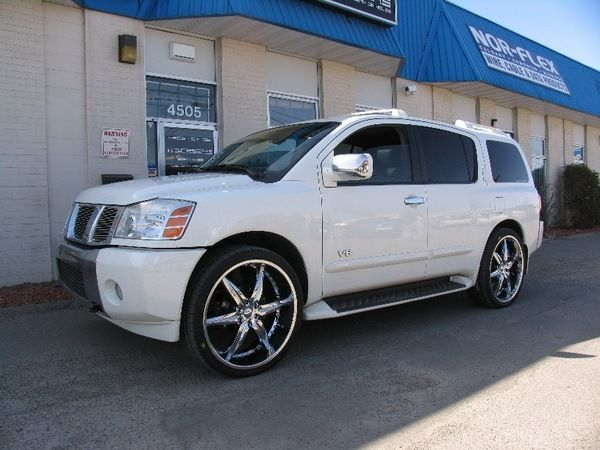 Nissan Rims Nissan Armada 26 Wheels Jl Car Collection