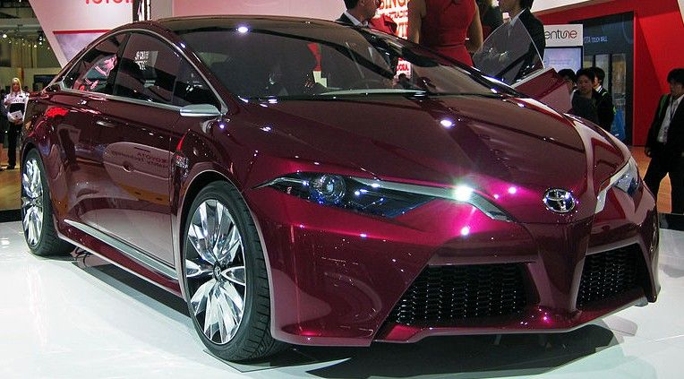 2019 Toyota Camry Concept And Price Toyota camry, Toyota