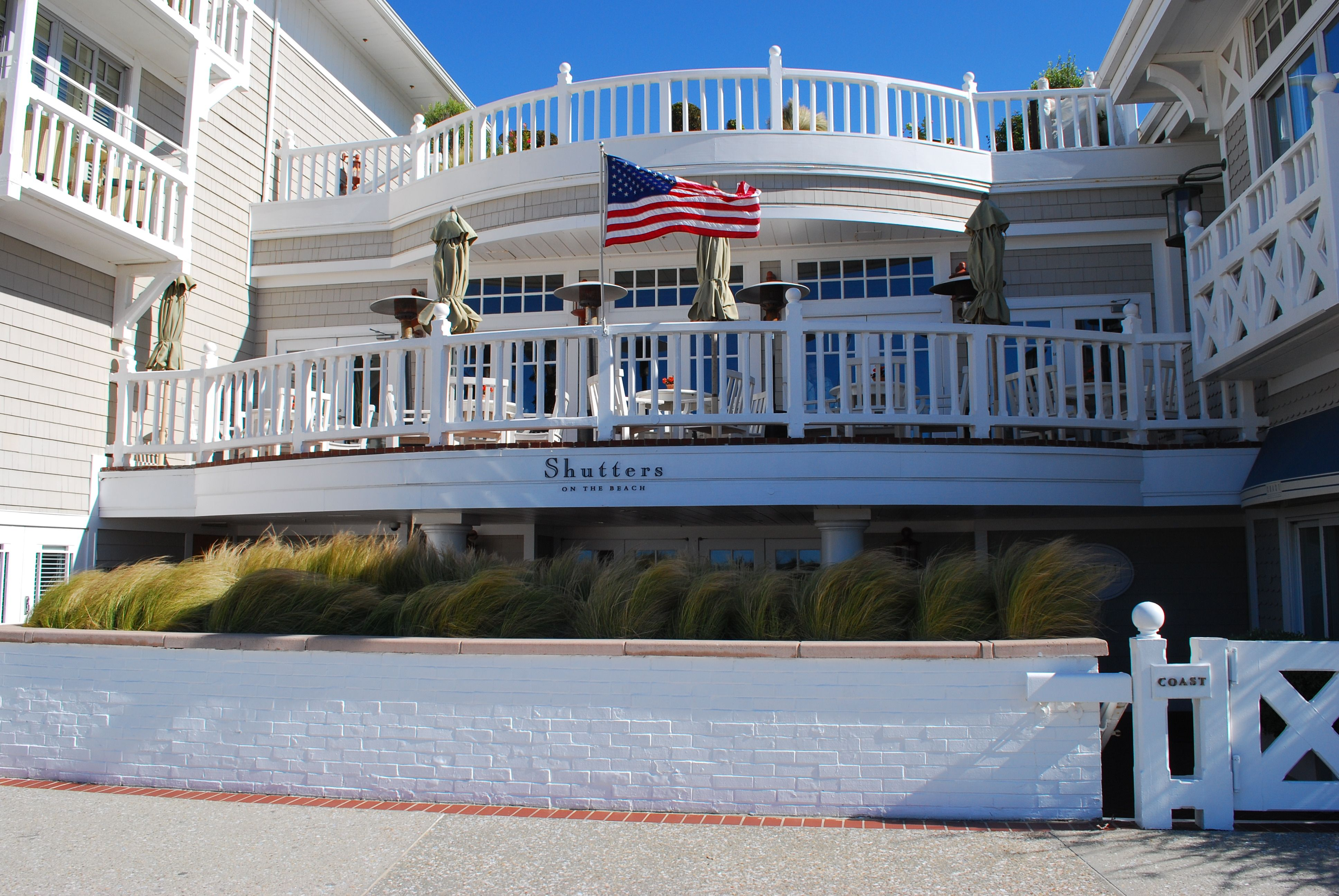 Shutters on the beach review a santa monica ca hotel for Cox paint santa monica