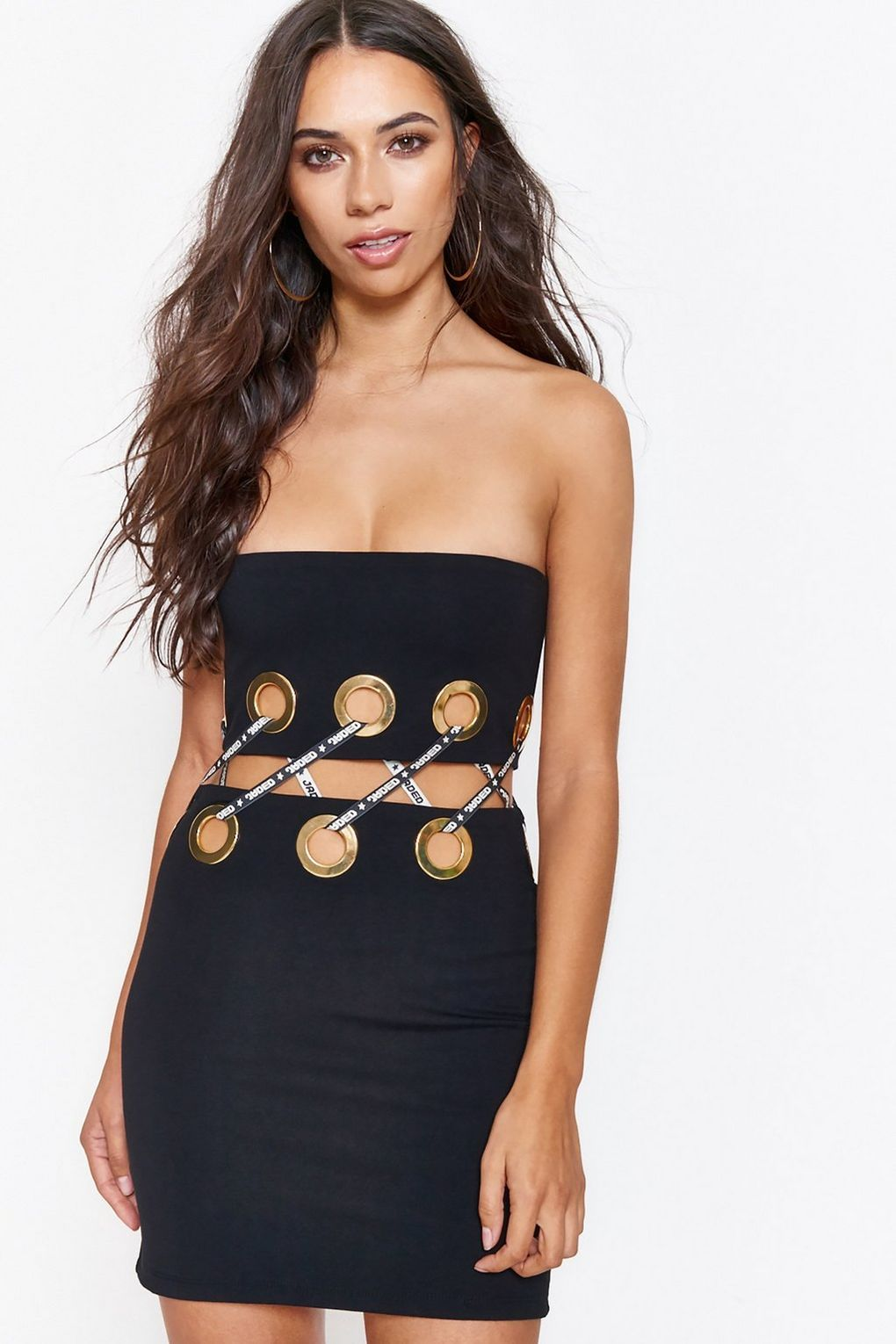 ffbe2f92c8   Bandeau Dress by Jaded London - Dresses - Clothing - Topshop