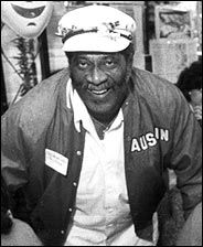 Chef Austin Leslie.  A son of New Orleans, he was a true pioneer and innovator.  In the aftermath of Hurricane Katrina, Chef was trapped in his attic for two days.  He was rescued and flown to an Atlanta hospital where he died at age 71.