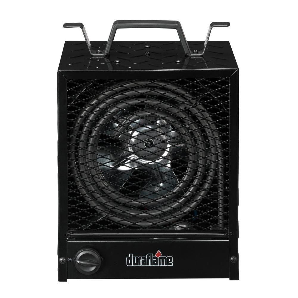 Duraflame 1400-Watt Infrared Utility Portable Fan Heater ...