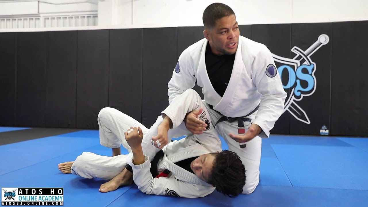 Kimura Attack From Side Control With The Option To Arm Bar Andre Galvao Youtube Andre Galvao Jiu Jitsu Bjj