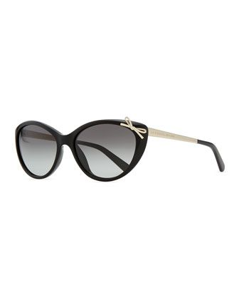 1b142e51c562 livia bow cat-eye sunglasses