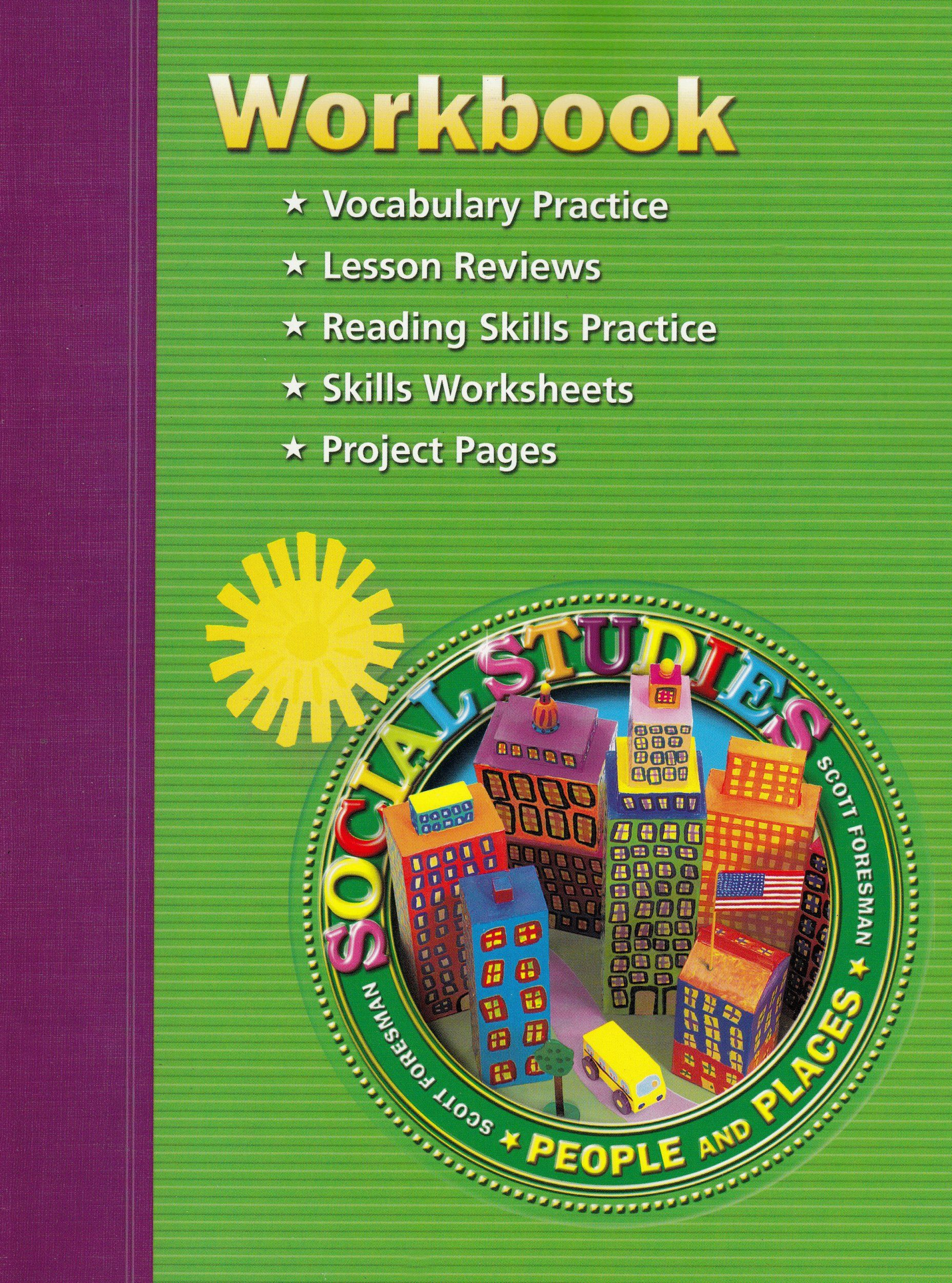 Scott Foresmen Social Stu S Workbook Grade 2 Price 6