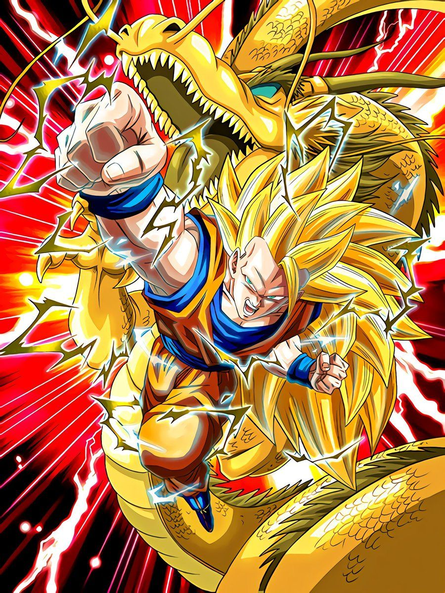 Mystery Super Technique Super Saiyan 3 Goku Anime Dragon Ball Super Dragon Ball Artwork Dragon Ball Super Manga