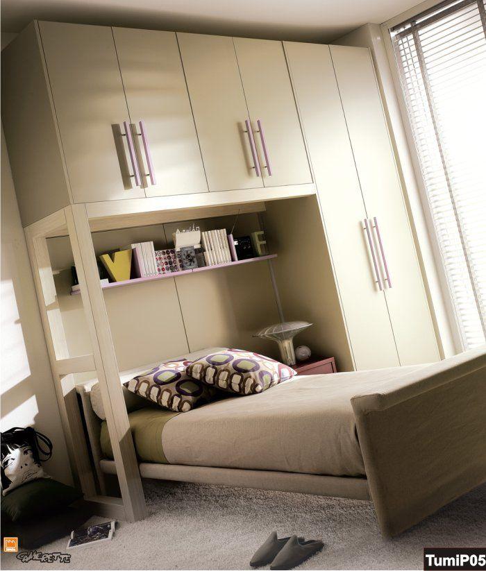 camera+matrimoniale+piccola | Camerette a ponte Tumidei con letto ...