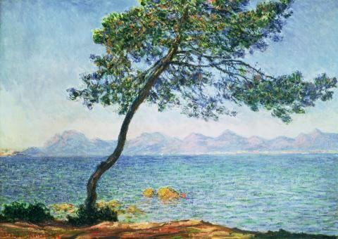 Claude Monet (1840-1926), Antibes